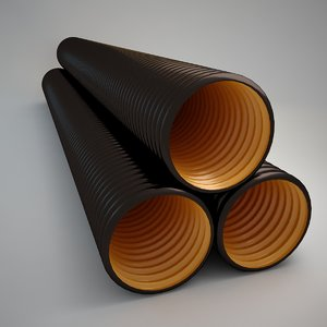 3ds tube drainage