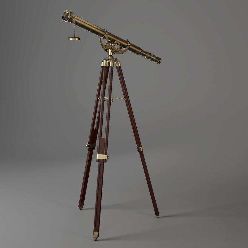 3d scope model
