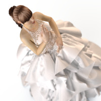 Wedding Evening dress 10