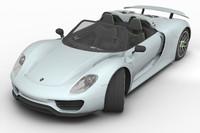 Porsche 918 Spider 2014