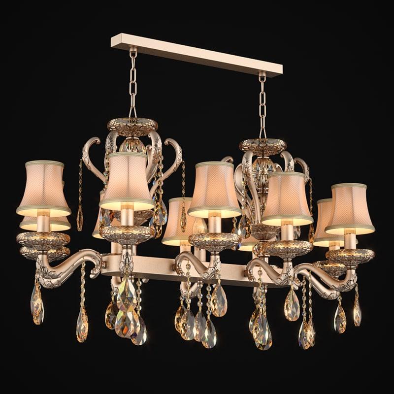 3d model chandelier 697112 md89191 10