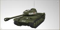 is-2 1944 c4d