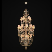 chandelier 697202 md89191 20 3d max