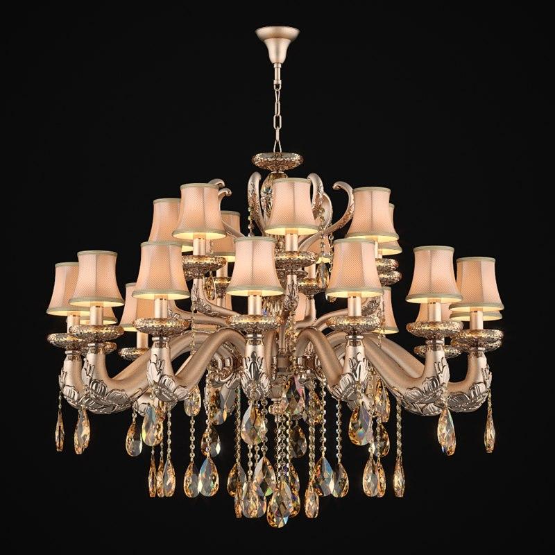 chandelier 697212 md89191 14 3d model