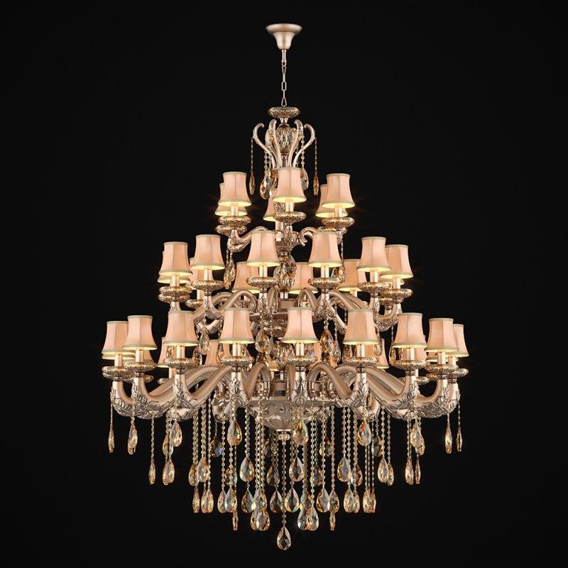 chandelier 697362 md89191 18 3d model