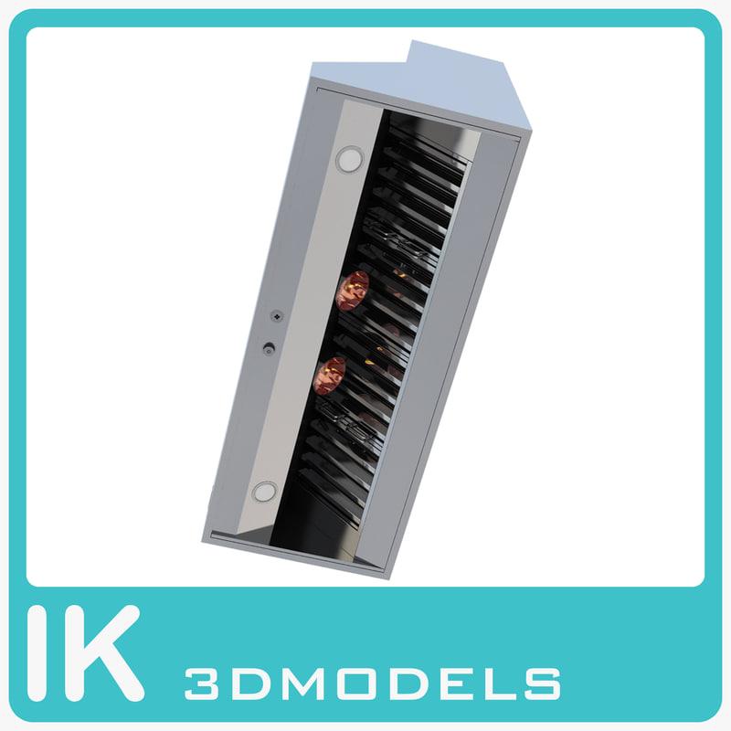viking 60 inch ventilation max