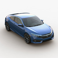 3d ultra 2016 honda civic