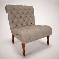 Armchair - Carolyn tufted sleeper chair