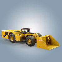 Load Haul Dump  Cat  Cl 210