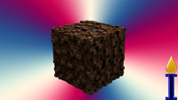 dirt block 3 3d 3ds