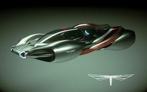 3d originally designed model