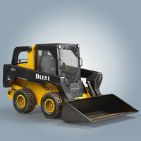 obj skid steer loader 326e