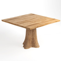 table from trunk