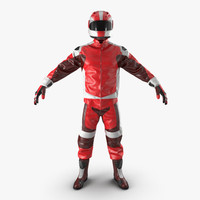 3d riding gear generic