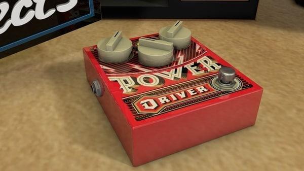 3d 3ds dr power driver