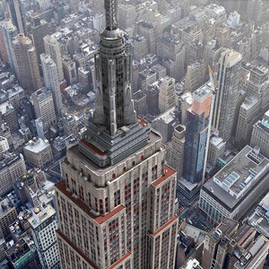 empire state building 3d 3ds