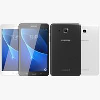 Samsung Galaxy Tab A 7.0 2016 Black & White