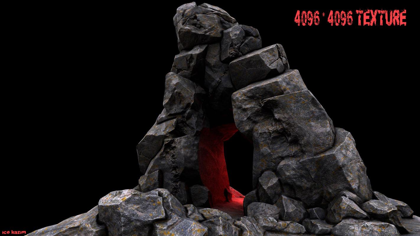 mountain 1 obj