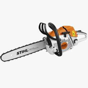 3d chainsaw stihl ms 280