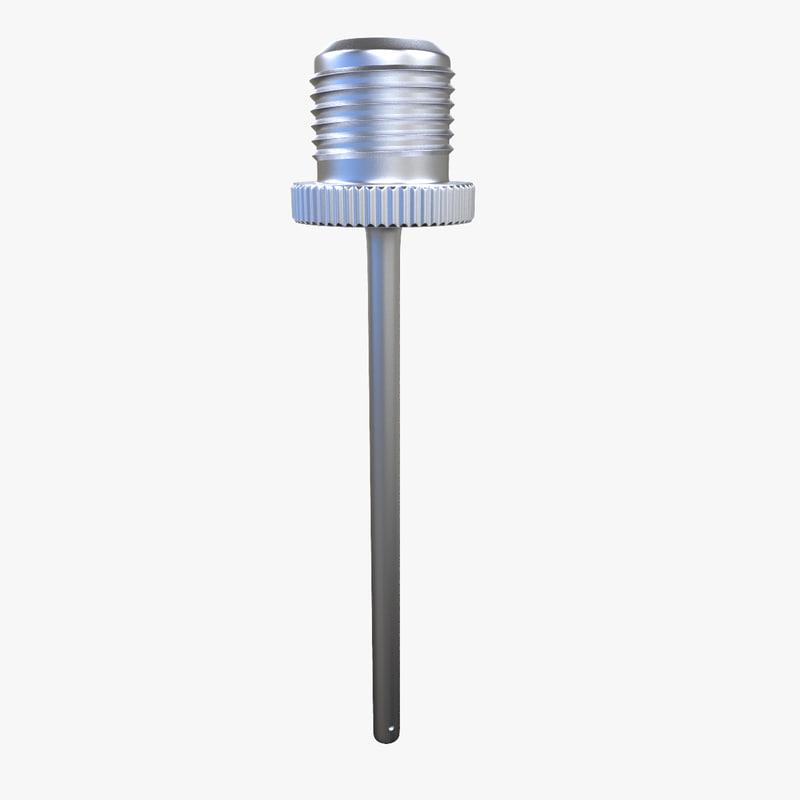 3d valve adapter