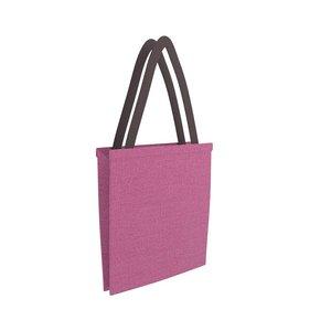 pink bag 3d max