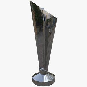 trophy awarded ma