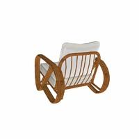 arm chair wood max