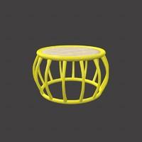 max coffee yellow table