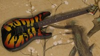 3d george lynch esp tiger