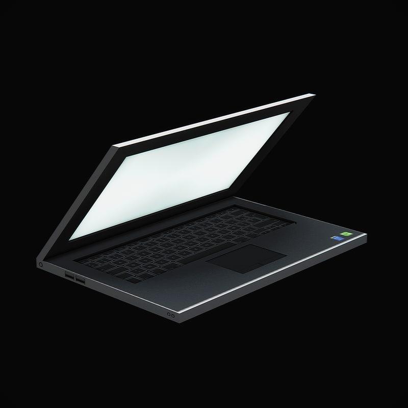 laptop c4d free