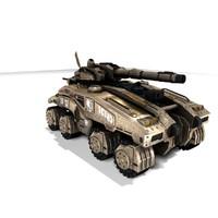 SciFi Tank