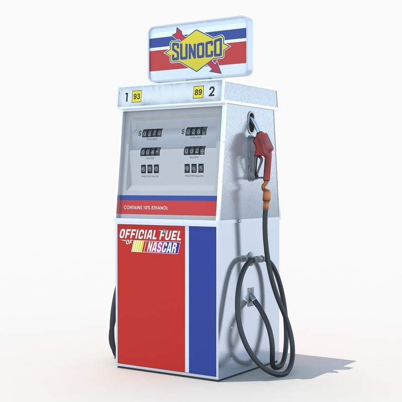 sunoco fuel dispenser max