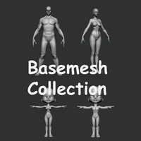 Base Mesh Collection