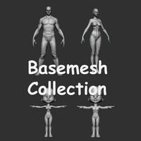 Base Mesh Collection