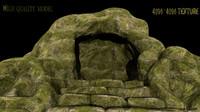 3d model tomb jesus