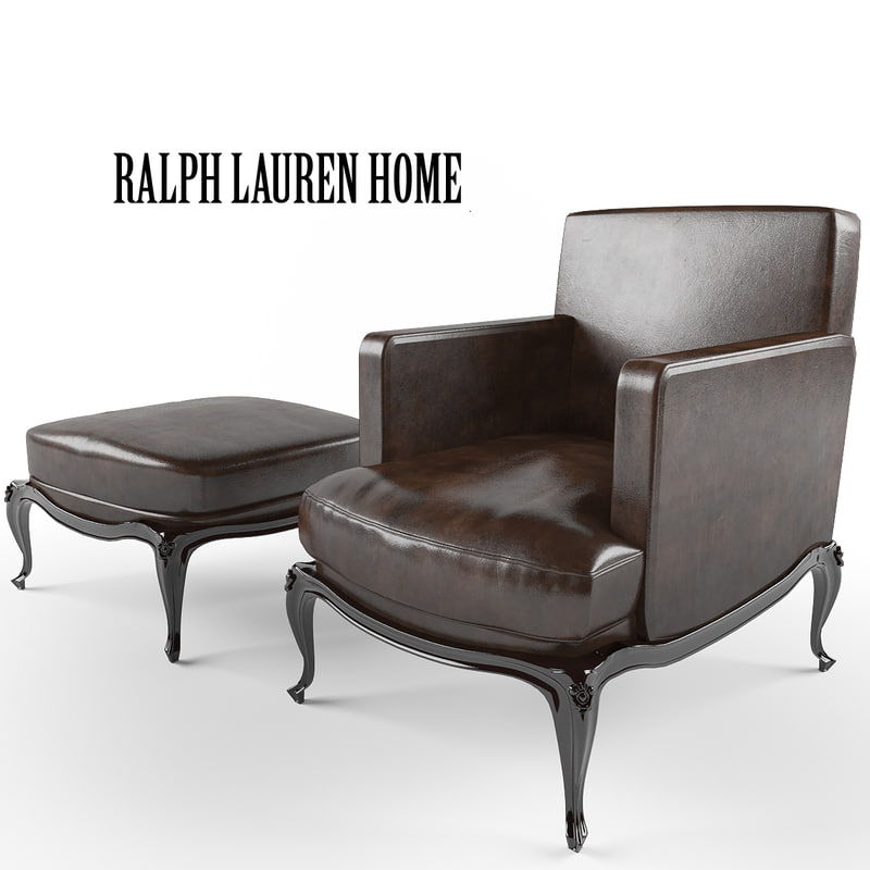 3d leather chair set