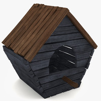 Old Birdhouse 2