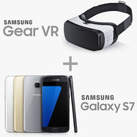 3d samsung gear vr galaxy