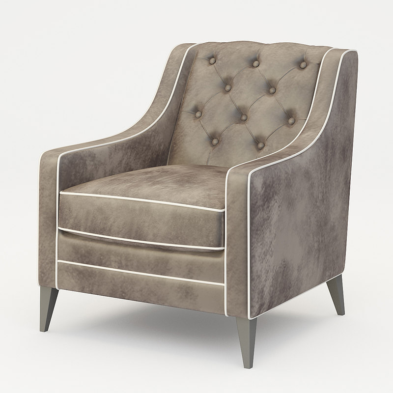armchair sofa chair company 3d max