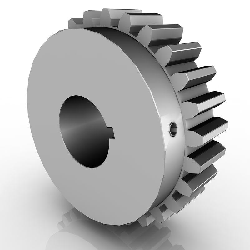dxf gears factory