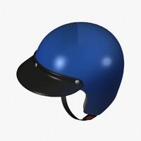 Open Helmet