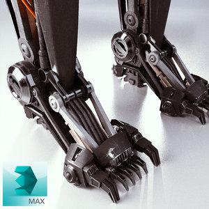 leg robot ma