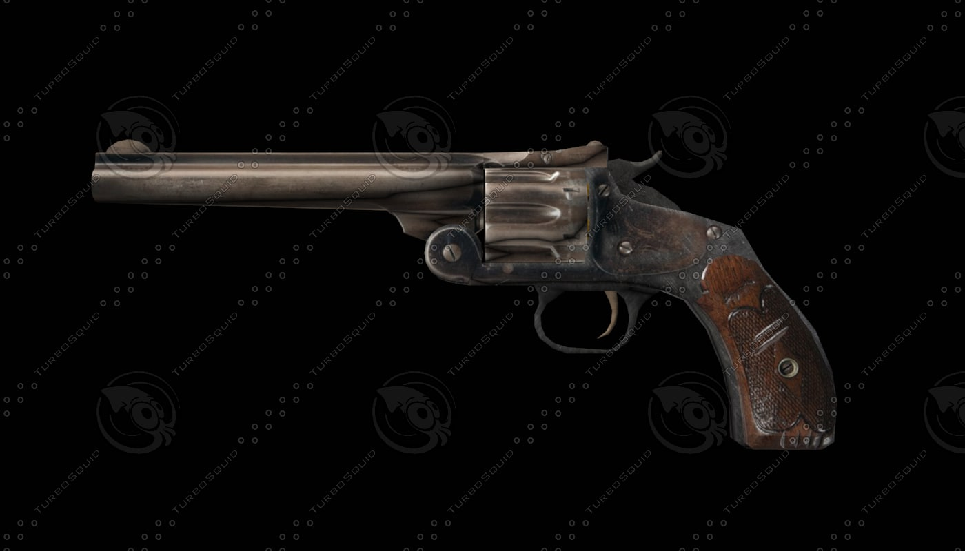 revolver old x