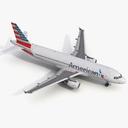 Airbus A320 3D models