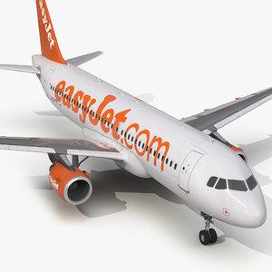 airbus a320 easyjet max