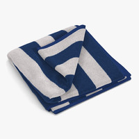 beach towel 2 white max