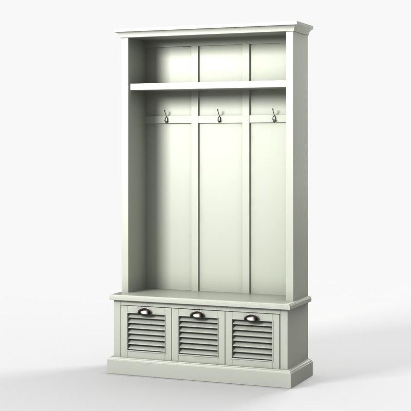 max shutter locker storage