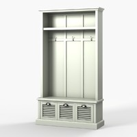 max shutter locker storage