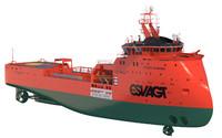 Fast Rescue Vessel ESVAGT AURORA
