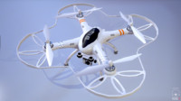 Quadrocopters - QR 350 Low poly drone
